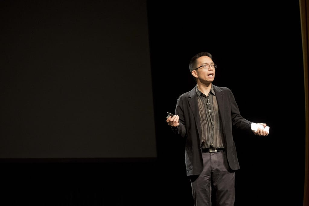 John Maeda, Design Partner at KPCB and Computer Science Artist