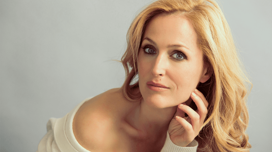 Webby Award Winner - Gillian Anderson