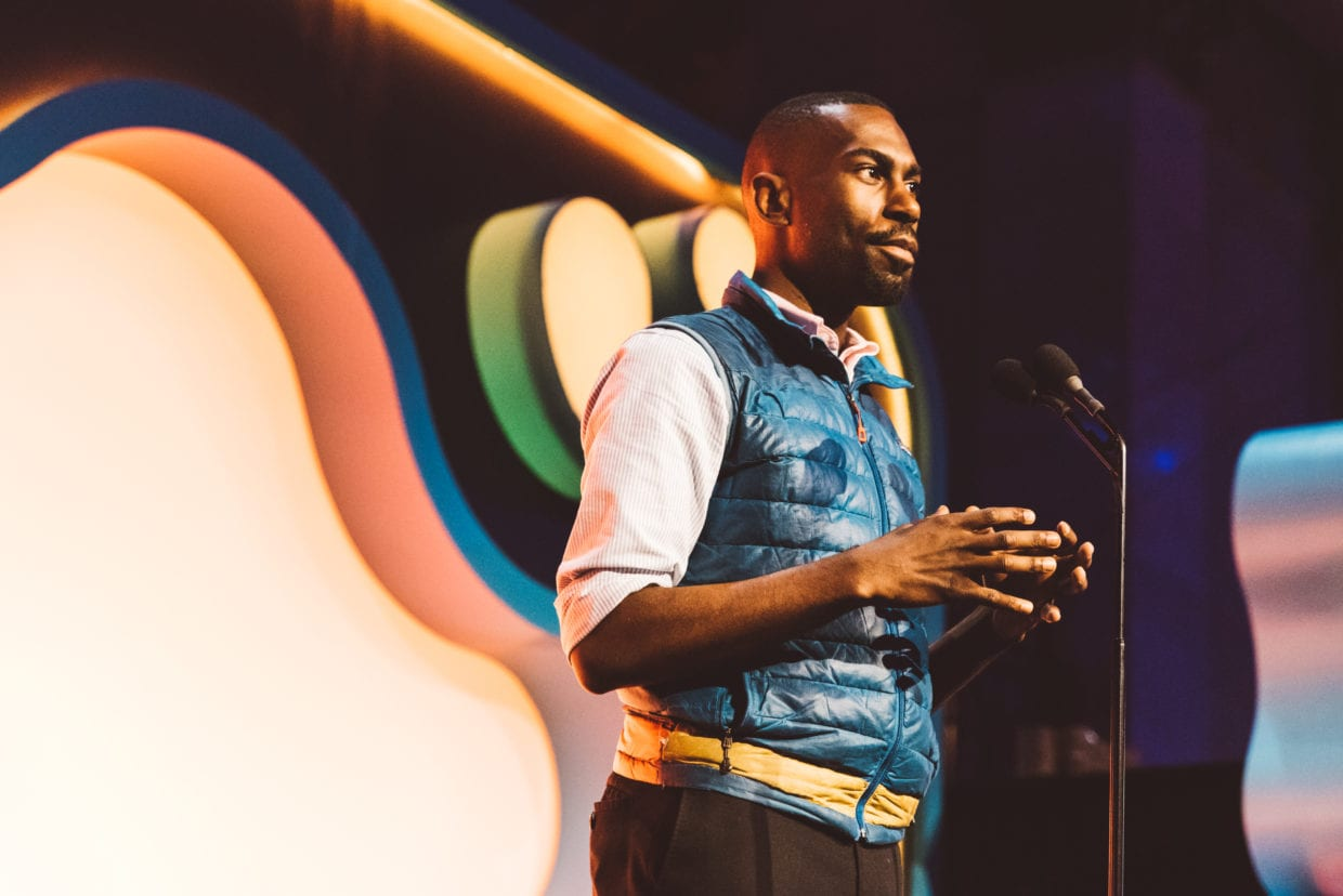 DeRay McKesson, Activist and Pod Save the People host